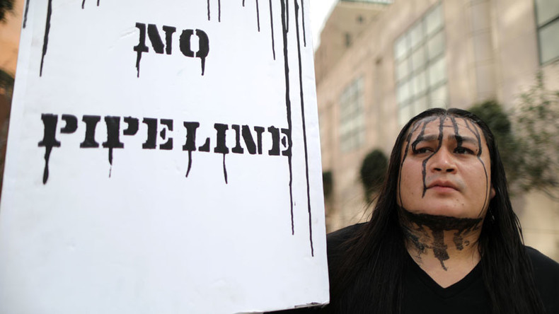Trump administration gives go-ahead to controversial Keystone XL pipeline