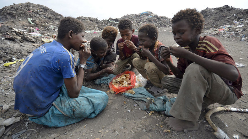 7mn people face starvation as Yemen heads towards man-made famine – Oxfam