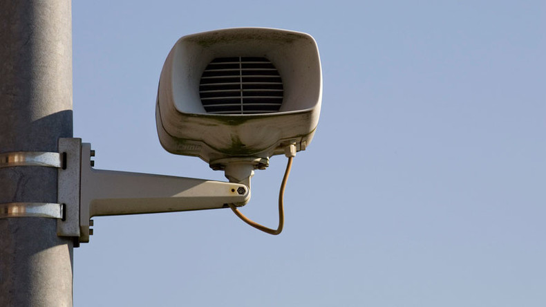 X-rated film streamed through Turkish city's loudspeakers (VIDEO)