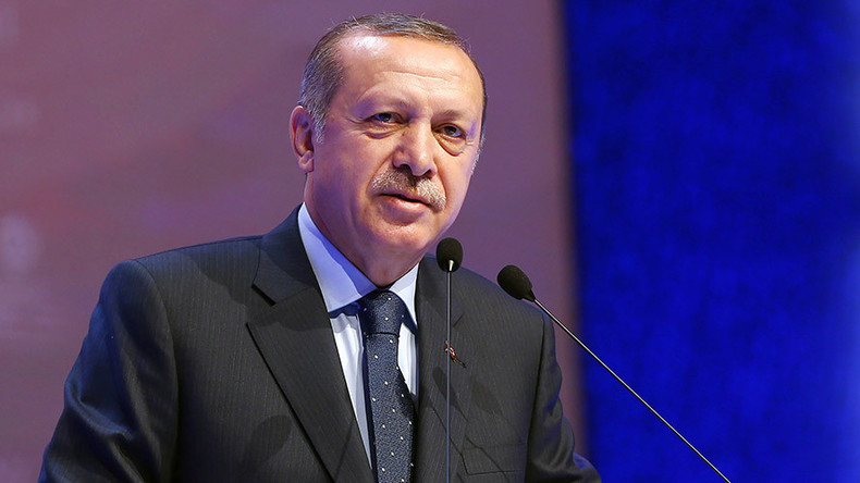 Erdogan: Turkey may hold Brexit-style referendum on EU accession bid