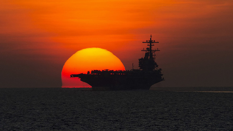 Iran rejects US claims of 'harassing' warships, urges Washington to 'change behavior'