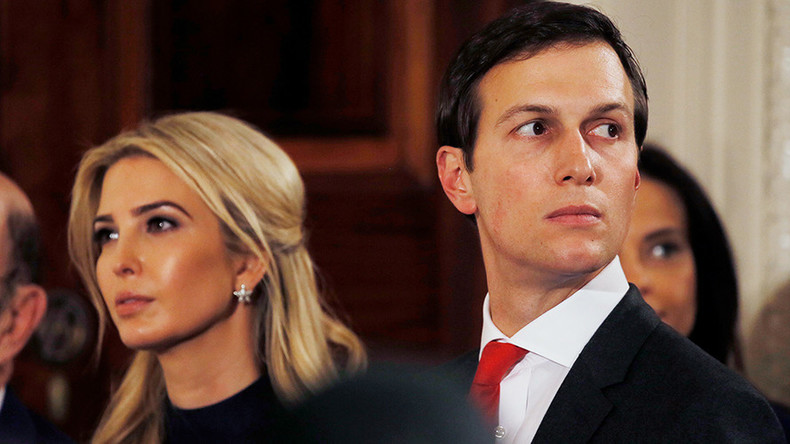 Trump names son-in-law to head White House 'SWAT team'