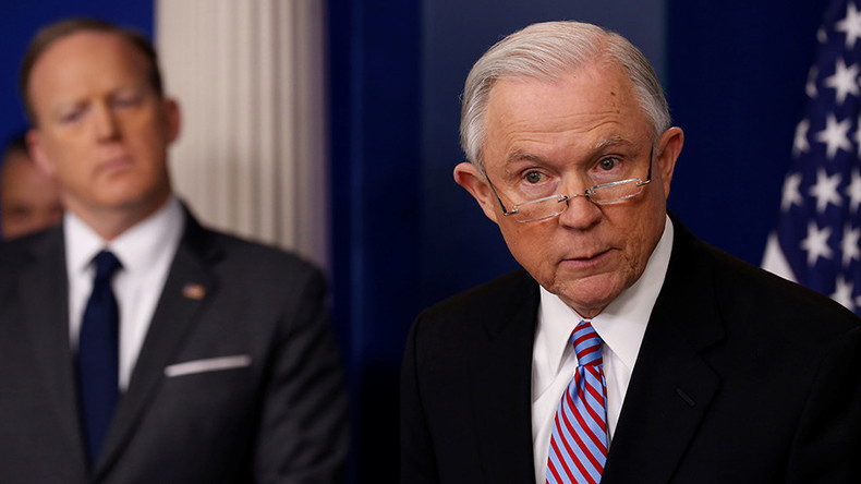 DOJ takes action against 'sanctuary cities': Comply or lose federal funds