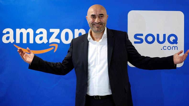 Amazon buys Middle East's largest e-commerce platform Souq