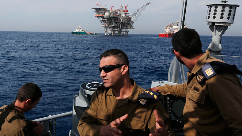 Oil interest heats up maritime dispute between Israel and Lebanon