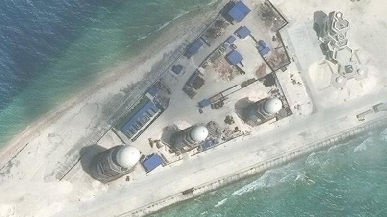 China has every right to deploy military assets on Spratly Islands – Beijing