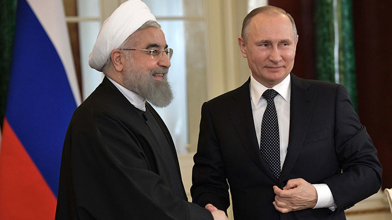 Russia to enhance oil and gas industry cooperation with Iran — Putin