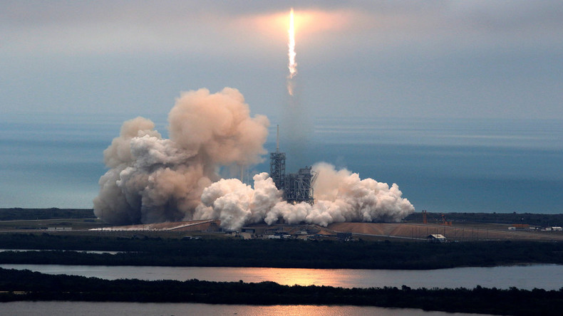 SpaceX Falcon-9 successfully launches & lands, could mark 'low-cost' era of space travel