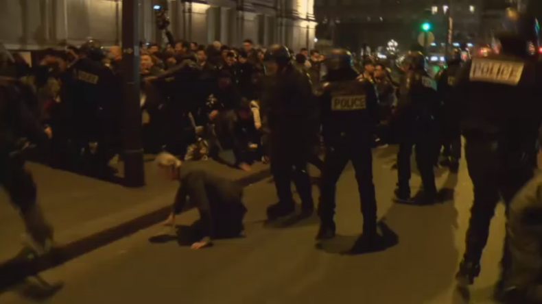 'They come and kill us' – France's Chinese community decries police brutality & racism
