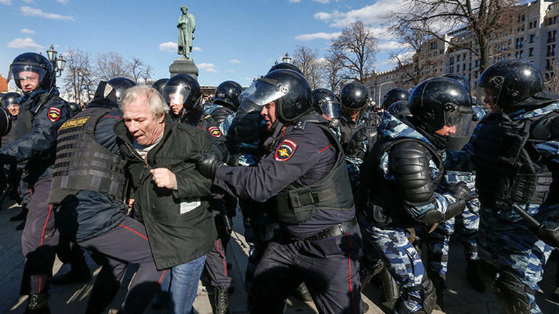 Rights council launches probe into unsanctioned Moscow protests