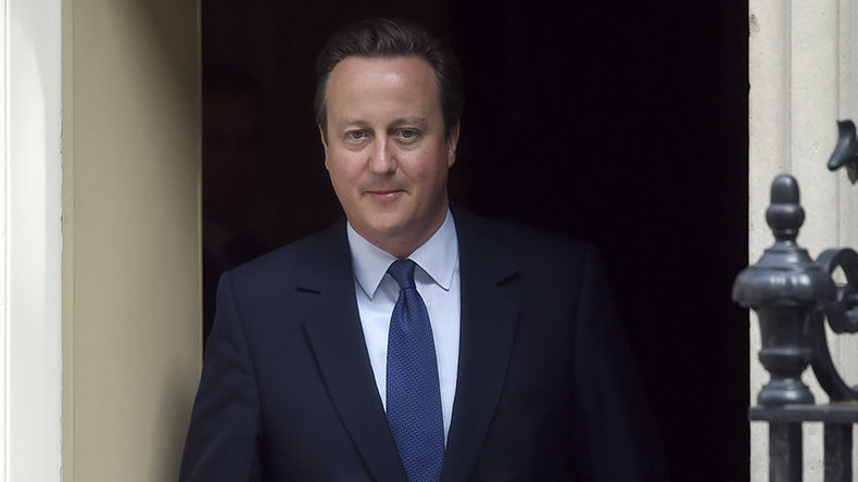 'I was always Euroskeptic,' claims Cameron… despite leading Remain campaign