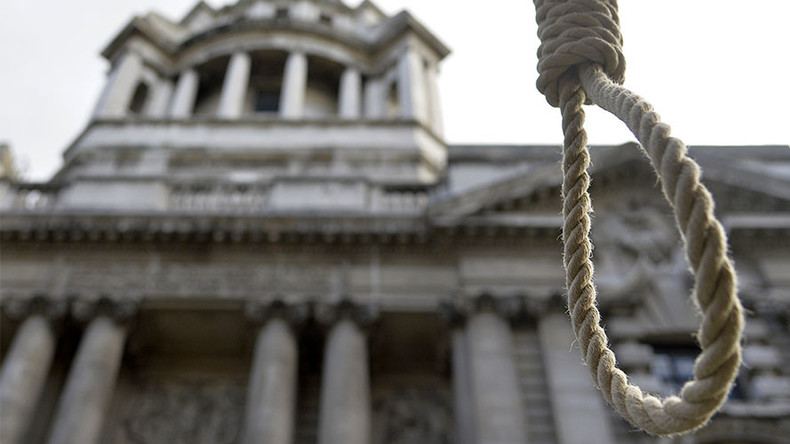 Most Leave voters want death penalty restored after Brexit, poll reveals