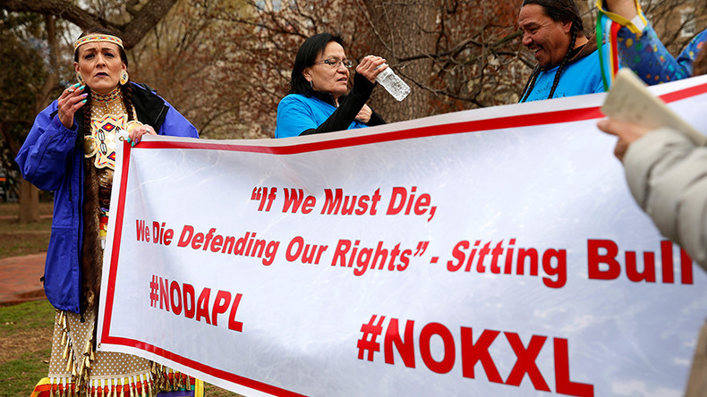 Environmental groups launch legal challenge against Keystone XL pipeline
