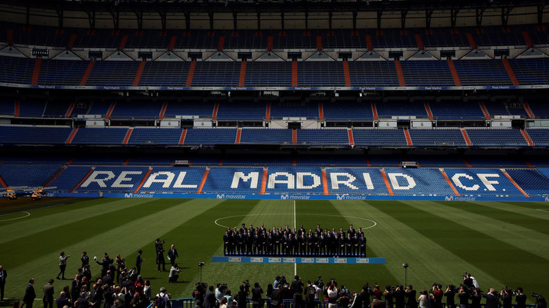 Real Madrid paid €300,000 for 'Fake News' website
