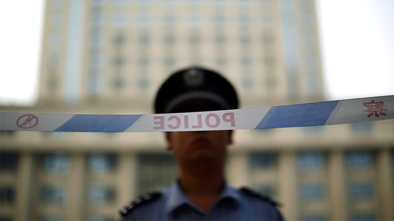 Frenchman injured by knife-wielding attacker in Shanghai, consulate issues warning
