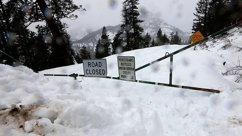End of drought? California snowpack deepest in years