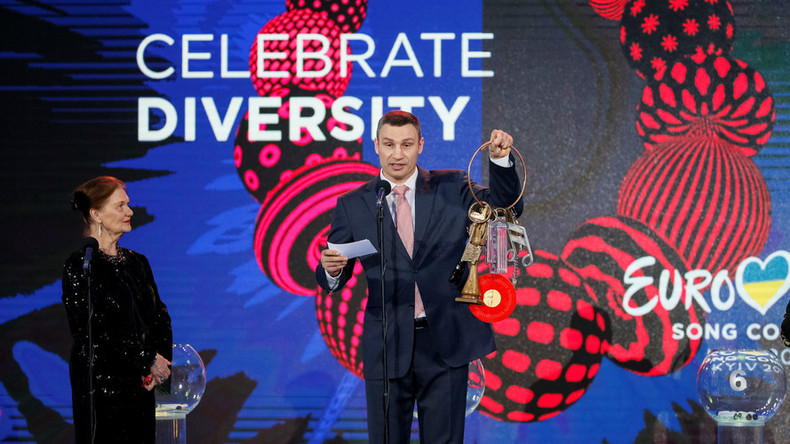 Ban on Russian Eurovision singer 'threatens'  future Ukraine participation – broadcasting chief