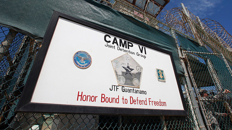 US court nixes publication of Guantanamo force-feeding video