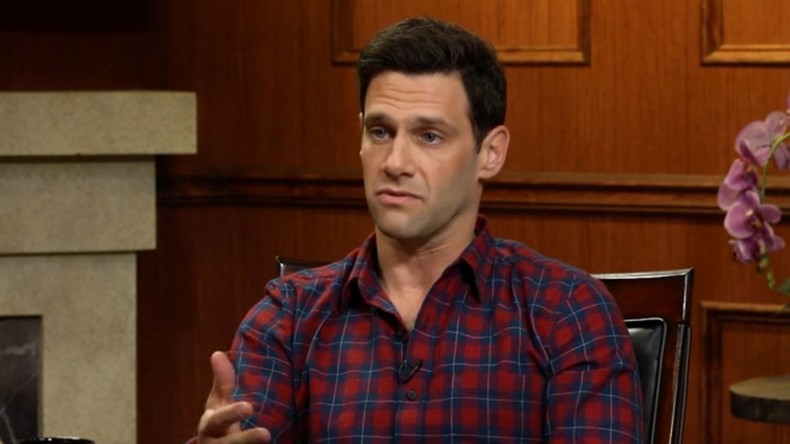 Justin Bartha on 'The Good Fight,' fatherhood, & Nic Cage