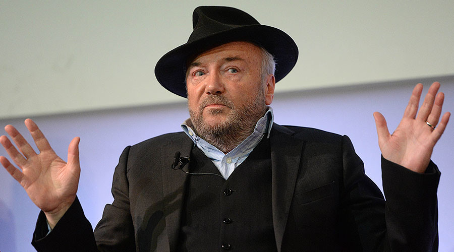 Lord Mandelson's a 'loathsome reptilian,' says Galloway