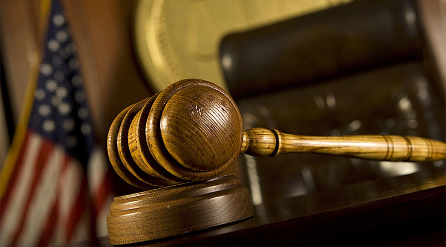Las Vegas judge banned for life over handcuffing public defender