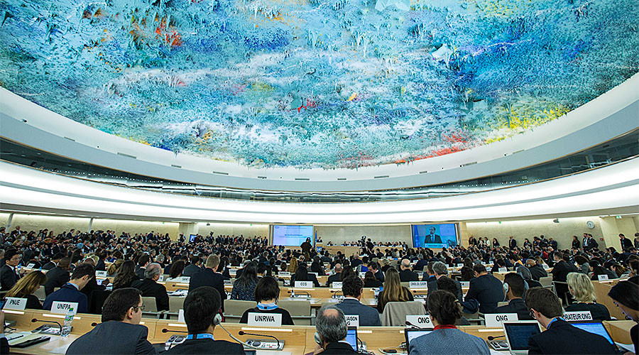 US reviewing role in UN Human Rights Council over 'obsession with Israel'