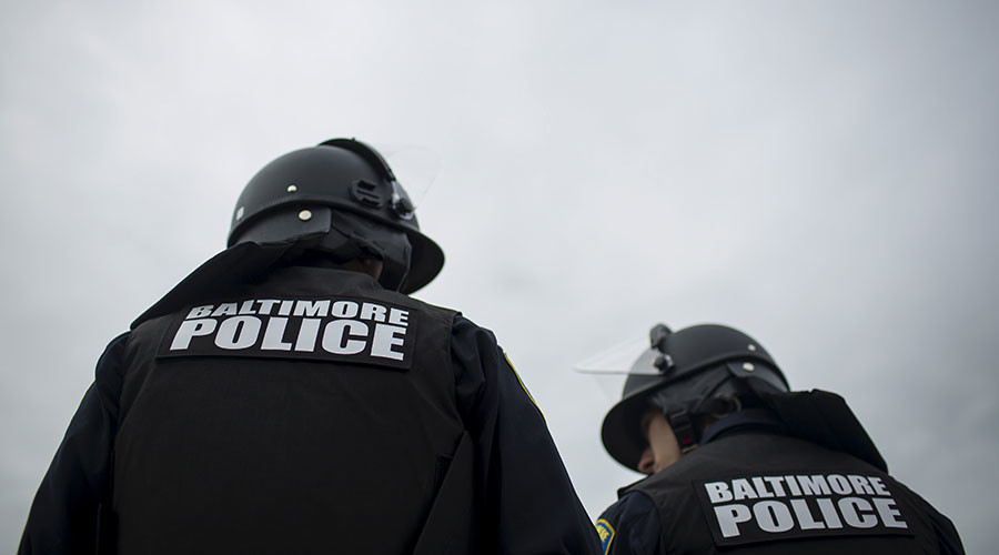 '1930s-style gangsters': 7 police officers indicted and arrested on federal racketeering charges