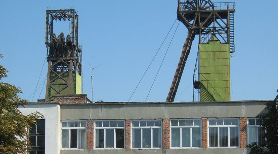 Methane explosion kills 8 at coal mine in western Ukraine