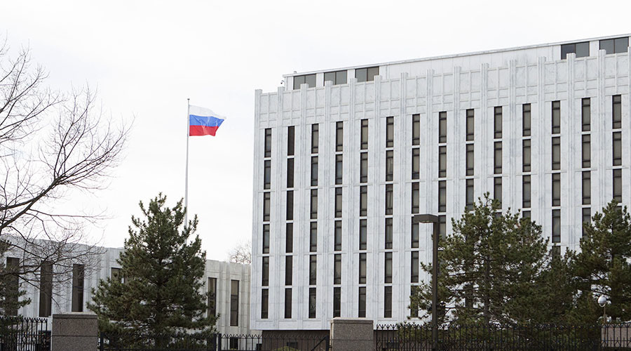 Russian Embassy brushes aside Sessions contact allegation