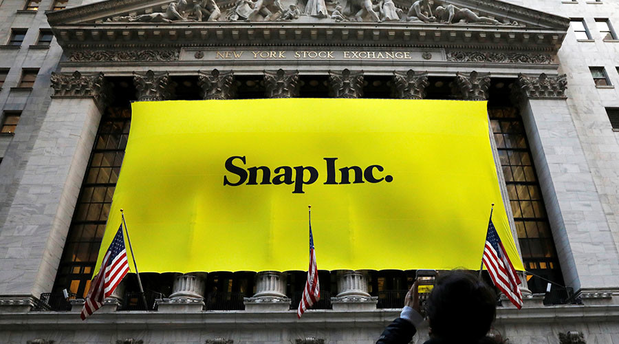 Investors eager to snap up Snap shares after successful IPO