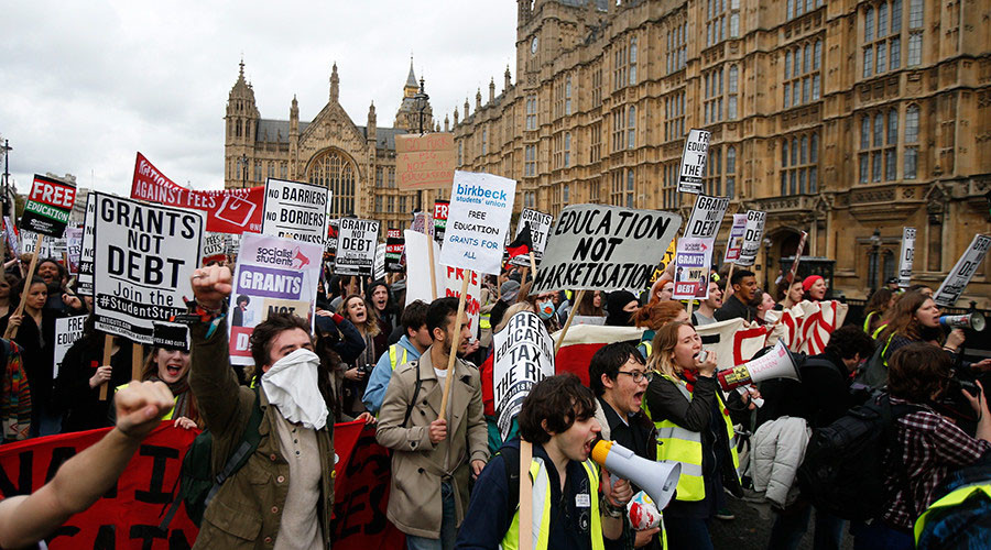 'Groupthink?' 80% of Britain's university lecturers are left-wing, says think tank
