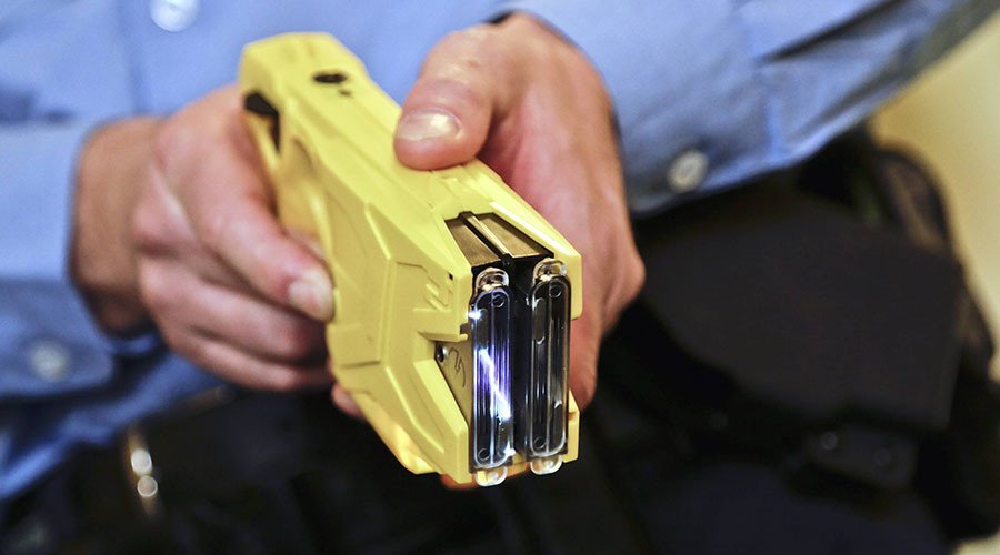 UK police given even more powerful Tasers despite fatality fears