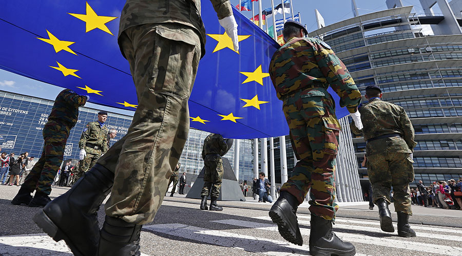 EU to create joint command center for military missions - report