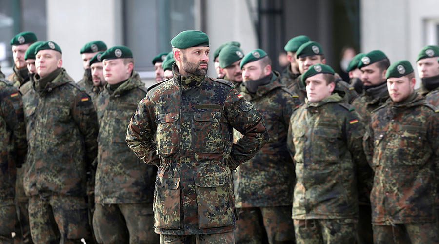 German soldiers to remain in Baltics 'as long as needed' – FM