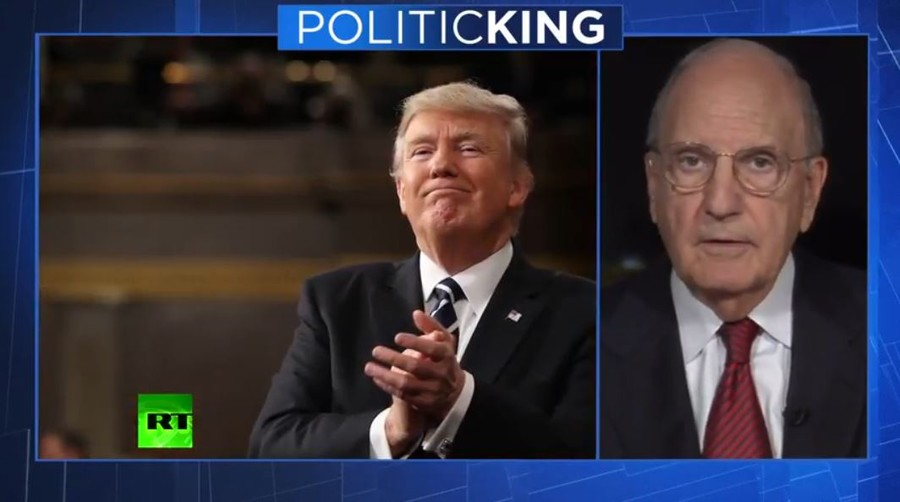 Trump should 'throw full weight' behind NATO & EU – fmr US senator