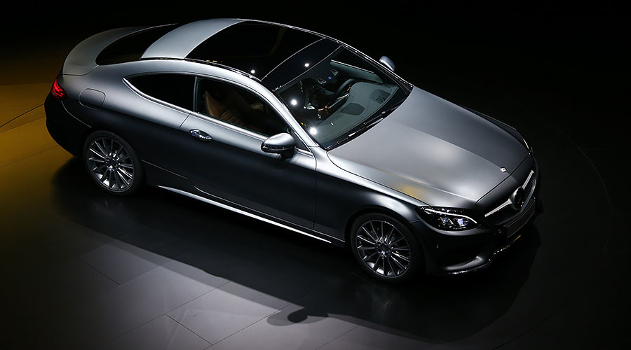 'Oh, Lord, won't you recall my Mercedes-Benz?': Fire risk pulls 350k luxury cars off US roads