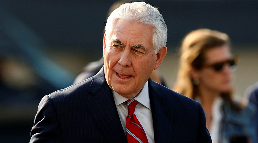 Where's Rex? State Secretary Tillerson's low profile on Human Rights Reports breaks custom
