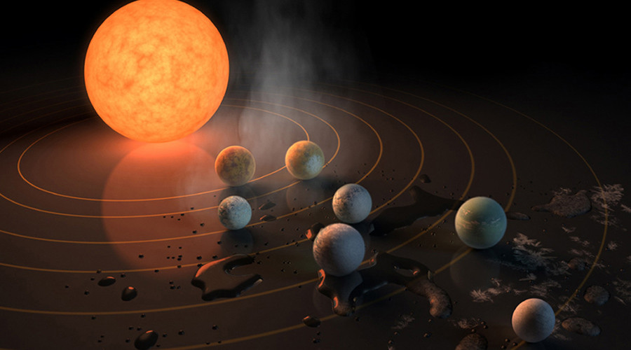 'Unlocking their secrets': NASA to search for life on TRAPPIST-1 exoplanets
