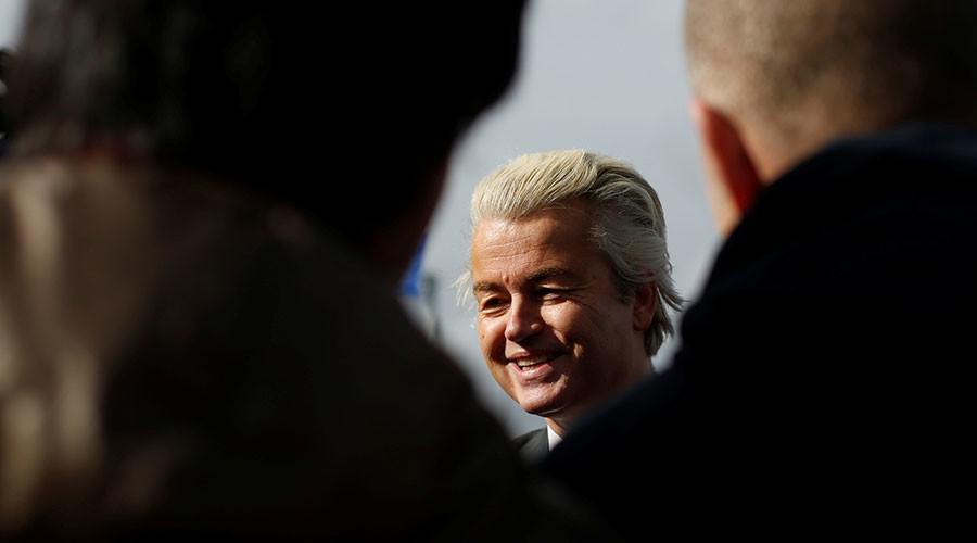 Far-right leader Wilders urges ban on Turkish officials campaigning in Netherlands