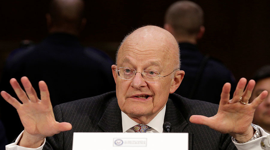 Ex-spook Clapper celebrates 5yrs since lying to Congress, as statute of limitations expires