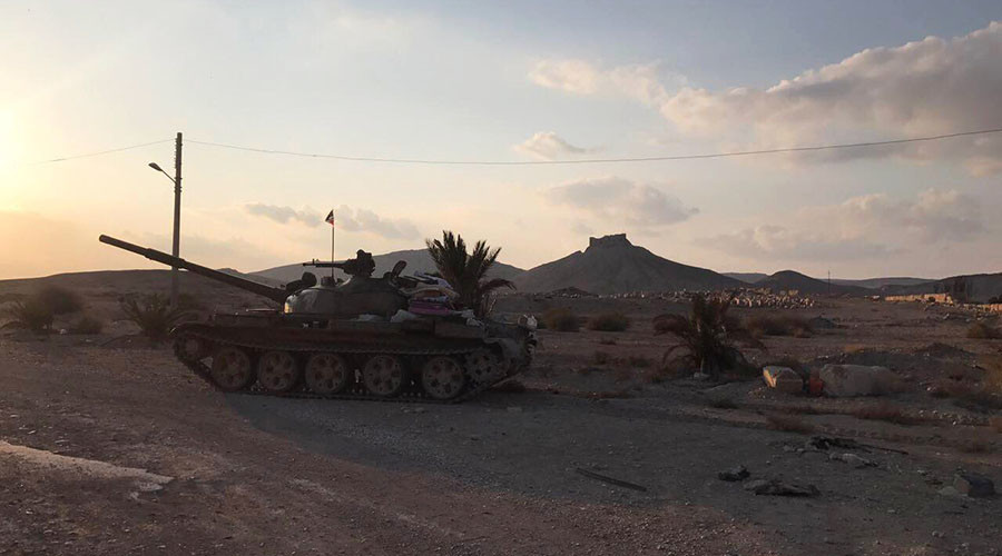 Russian soldier killed near Palmyra on March 2 – Defense Ministry