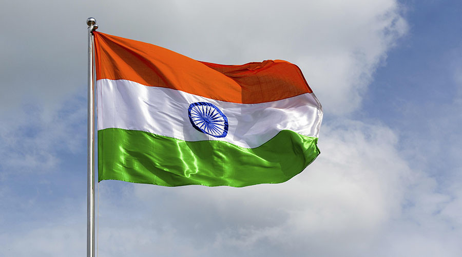 Live and let fly: Pakistan fears India's new giant flag could be used for spying