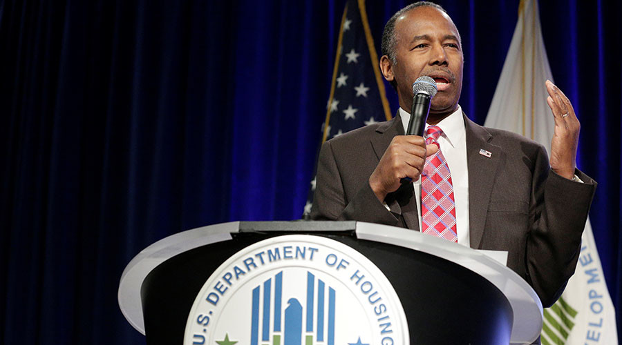 Slaves were 'immigrants' who 'worked even longer, even harder for less,' Ben Carson says