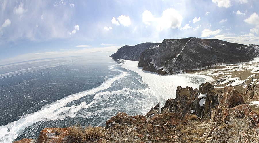 China wants water from Russia's Lake Baikal to irrigate drought-hit regions
