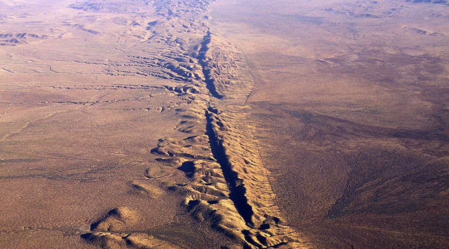 'No getting out of this': Major earthquake 'certain' to hit Southern California, study says