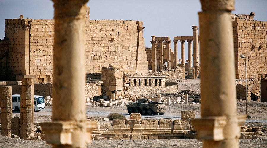 EU & Russian lawmakers may be able to visit liberated Aleppo, Palmyra – Russian MP