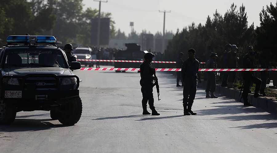 Over 30 dead in attack on military hospital in Kabul – defense ministry