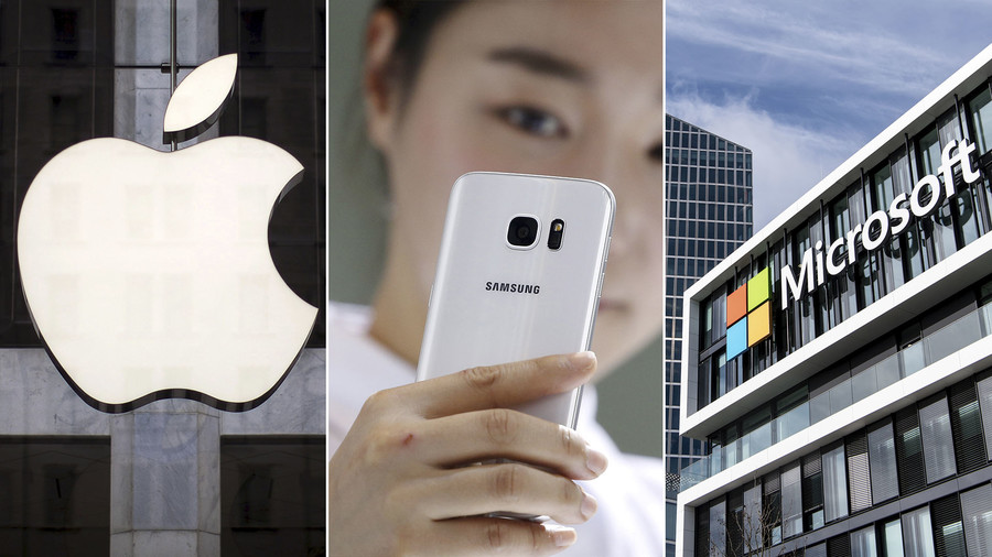 Apple, Samsung, Microsoft express concern about CIA hacking after WikiLeaks #Vault7 dump