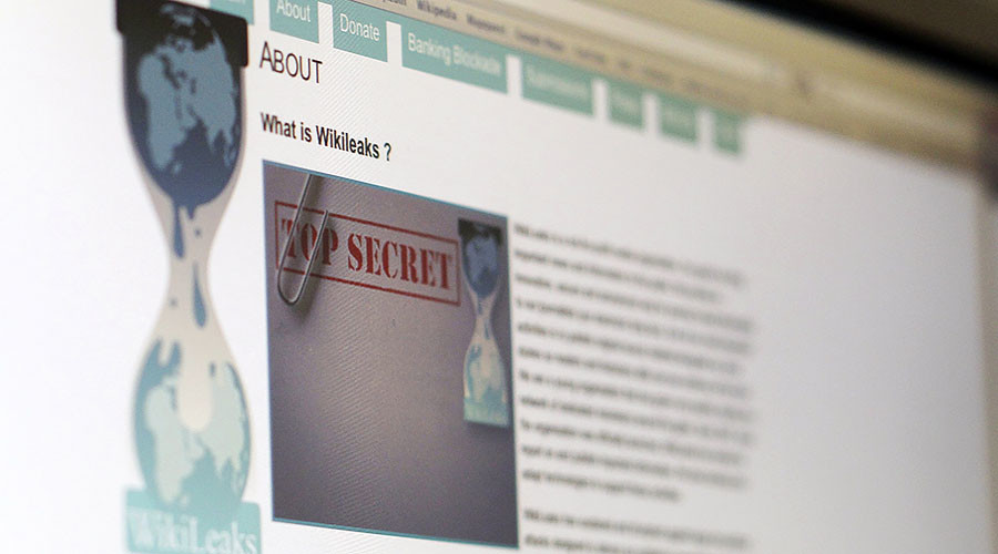 FBI investigating Wikileaks' #Vault7 disclosures on CIA hacking