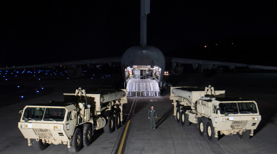 US missile system in S Korea 'threatens regional stability' - Moscow